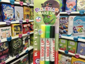 3 Sticks de Maquillage Reptile
