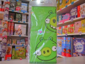 Nappe Anniversaire Angry Birds