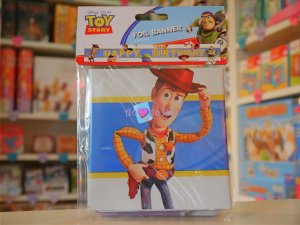 Banderole Toy Story