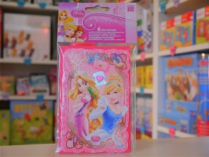 Cartes d'Invitation Anniversaire Princesses Disney