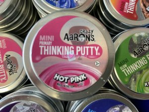 Crazy Aarons Scentsory Putty 5cm - Hot Pink