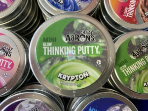 Crazy Aarons Scentsory Putty 5cm - Krypton