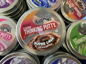 Crazy Aarons Scentsory Putty 5cm - Super Lava