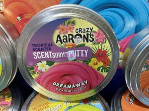 Crazy Aarons Scentsory Putty 7cm - Dreamaway
