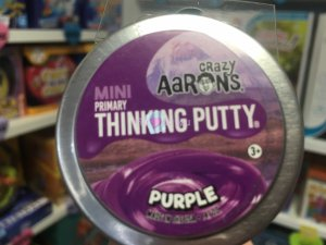 Crazy Aaron's Thinking Putty 5cm - Purple