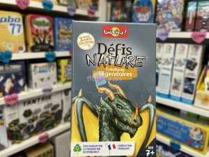 Defis Nature - Creatures Legendaires