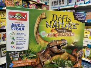 Defis Nature - Dinosaures