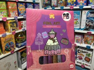 Foil Art - Princesses