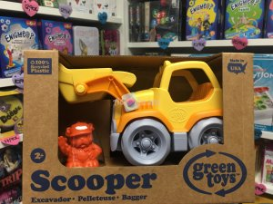 Green Toys - Pelleteuse