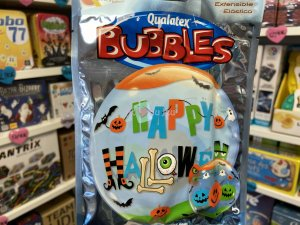 Halloween - Ballon Bubble