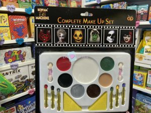 Halloween - Kit Maquillage Famille
