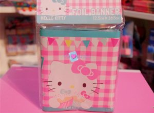 Banderole Hello Kitty