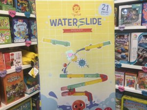 Jeux de Bain Water Slide