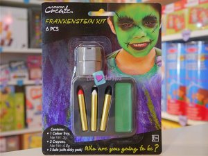 Kit Maquillage Enfant Frankenstein Halloween