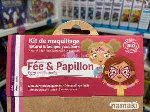 Kit Maquillage Fée & Papillon