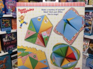 Kit Origami Cocotte