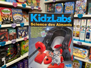 Kit Sciences des Aimants