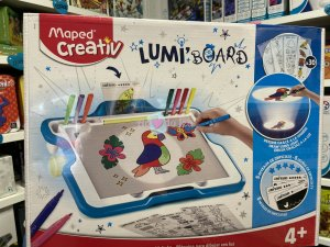 Lumi'board - Machine A Dessiner