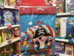 Nappe Captain Pirate