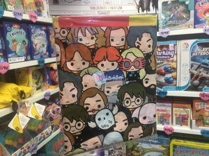 Nappe Harry Potter Comic