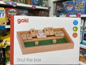 Shut The Box - Jeu de Dés