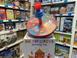 Toupie Big Top Circus