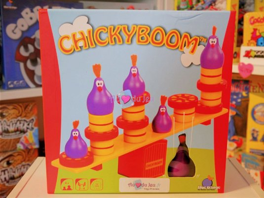 Chickyboom Blackrock Editions