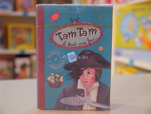 Tam Tam Pirates Blackrock Editions
