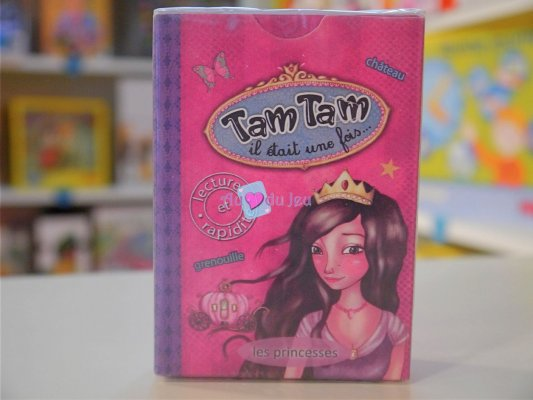 Tam Tam Princesses Blackrock Editions