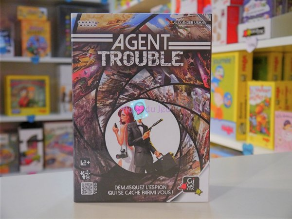 Agent Trouble Gigamic