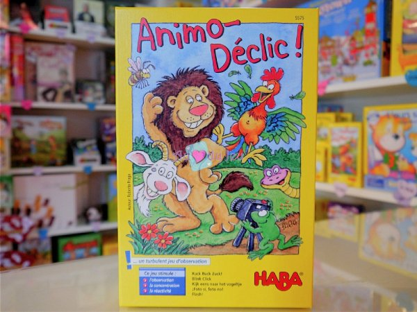 Animo-declic Haba