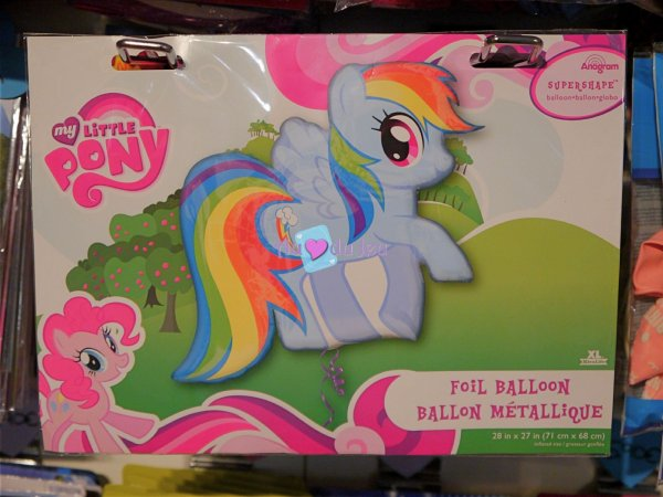 Ballon Geant My Little Pony