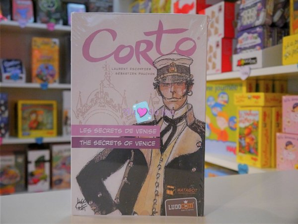 Corto - L'Extension Venise Blackrock Editions
