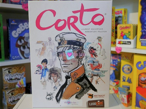 Corto Blackrock Editions