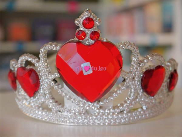 Couronne Diamant Rouge