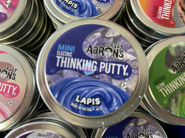 Crazy Aarons Scentsory Putty 5cm - Lapis