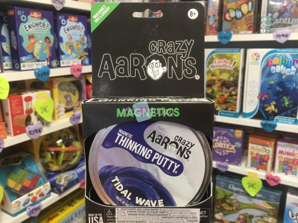 Crazy Aaron's Thinking Putty 10cm - Tidal Wave Crazy Aaron's