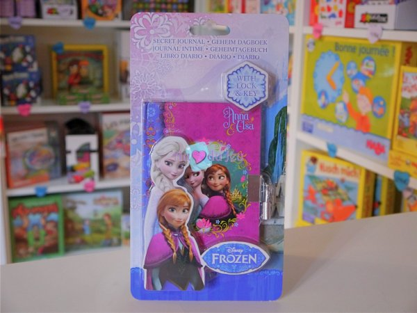 Journal Secret Reine Des Neiges