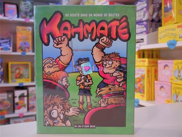 Kahmate Blackrock Editions