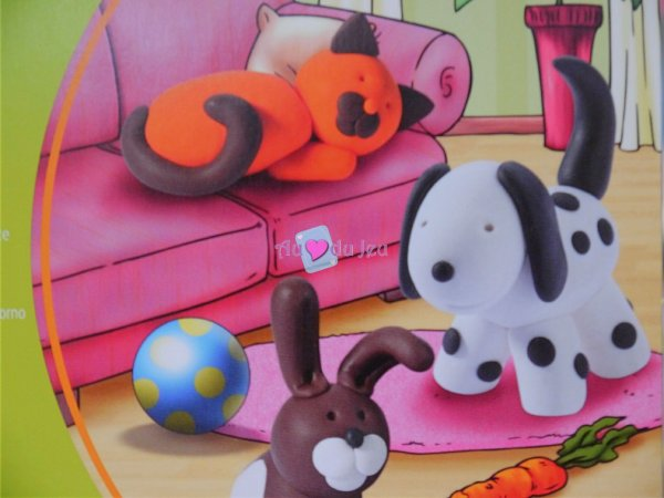 Kit Fimo Kids - Animaux