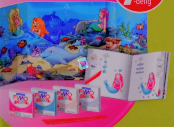 Kit Fimo Kids - Sirene