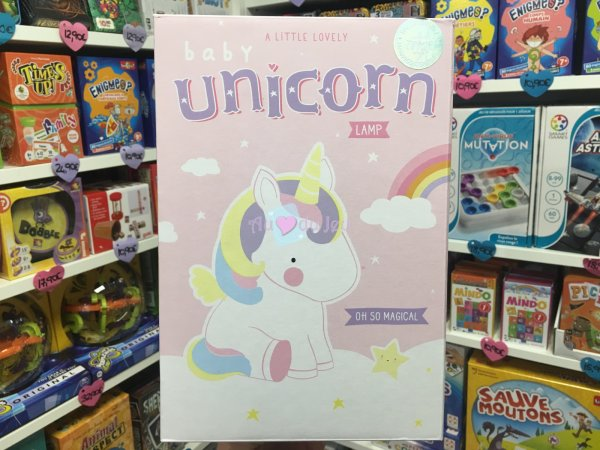 Lampe Licorne A Little Lovely Company