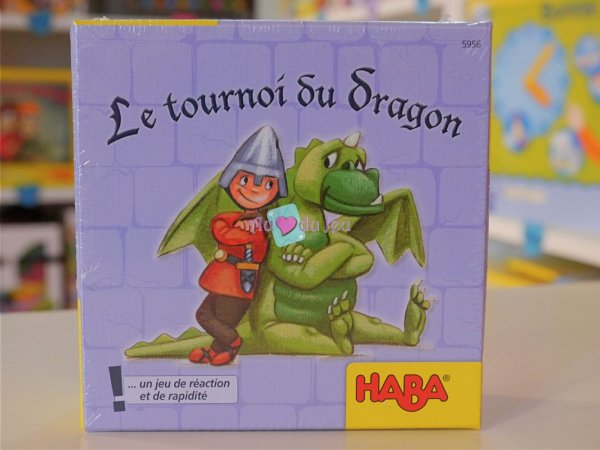 Le Tournoi Du Dragon Haba