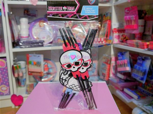 Pailles Monster High