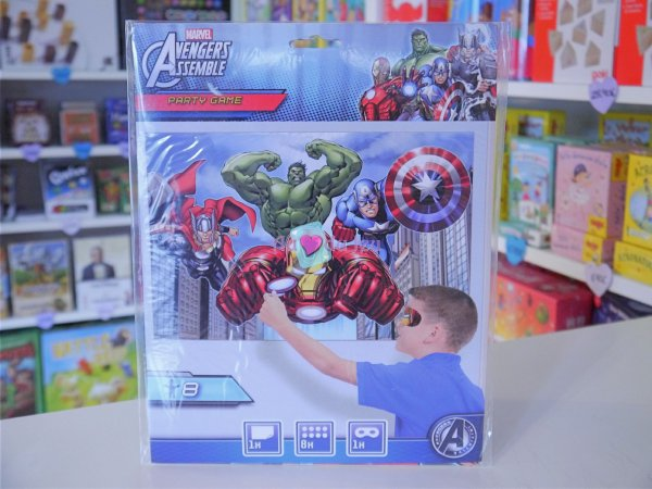 Party Game - Jeu Avengers