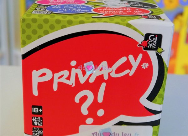 Privacy Gigamic
