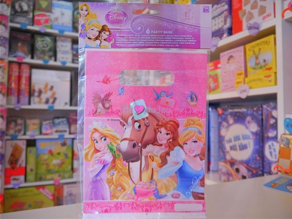Sac à Bonbons Princesses Disney