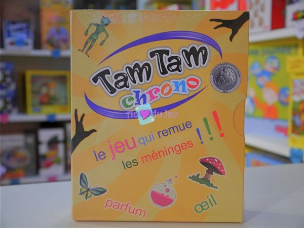 Tam Tam Chrono Blackrock Editions