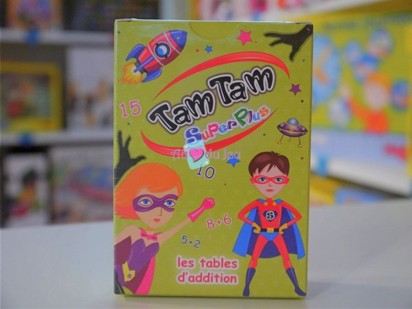 Tam Tam Superplus Blackrock Editions