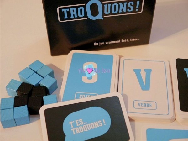 Troquons Blackrock Editions
